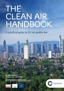Clean air handbook