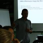 W trzecim dniu I Zjazdu Szkoleniowego Krzysztof Okrasiński wyjaśniał niełatwe zagadnienia dostępu do informacji publicznej.