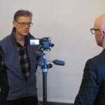 Szkolenie medialne to między innymi praktyka wystąpień przed kamerą.